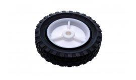Univerzální kolo 150mm - plastové, pryžová pneumatika