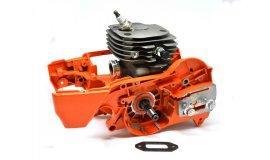 Polomotor Husqvarna 371, 372 52 mm Jonsered 2065 2065 EPA kliková skříň sleva 1500 Kč