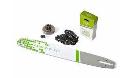 Lišta 45cm + řetěz 66 článků 3/8 1,6mm +řetězku Stihl MS380