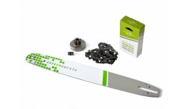 Lišta 50cm +řetěz 72 článků 3/8 1,6 mm + řetězka Stihl MS380