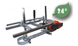 Univerzální přípravek na řezání prken vhodné lišty 35cm - 60cm (14