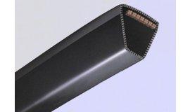 Klínový řemen Li: 2180 mm La: 2230 mm 46cali 117cm 465617x51 DECK 40, 42cale, TORO 42cale