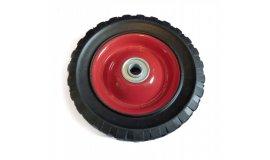 Univerzální kolo 200mm - kovové ložisko, pryžová pneumatika