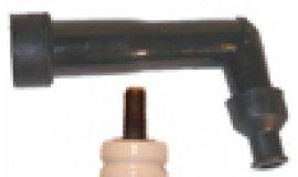 Kryt svíčky motory OHV