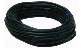 Palivová hadička černá 2,5mm x 5,0mm - 15m