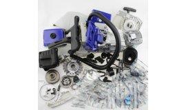 Kompletní opravárenská Stihl MS440 044 MS460 046 - modrá sestava
